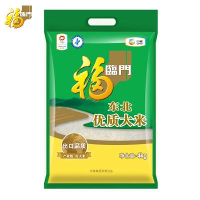 福临门 优质东北大米 4KG/袋
