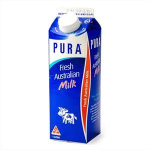 宝莱鲜牛奶1L