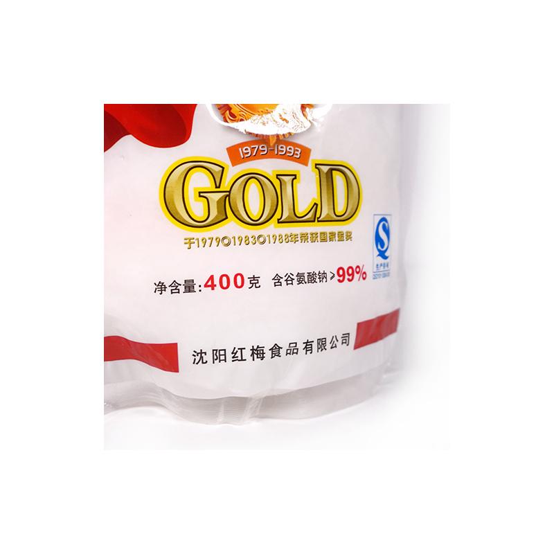 红梅 味精99% 400g
