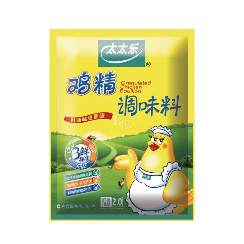 太太乐 鸡精 250克/包