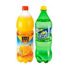 1.25L雪碧+1.25L美汁源组合装 2瓶/组