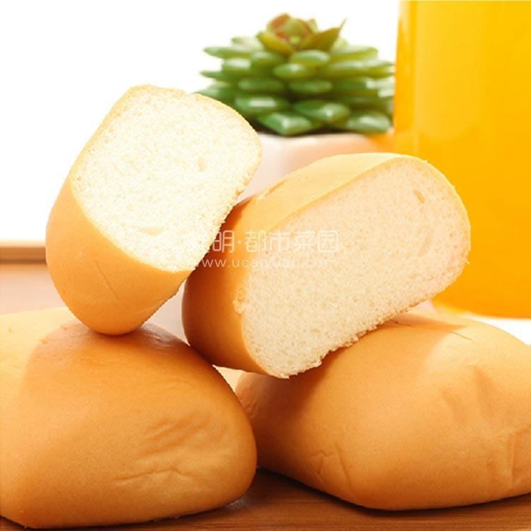达利园 法式小面包(香奶味)400g
