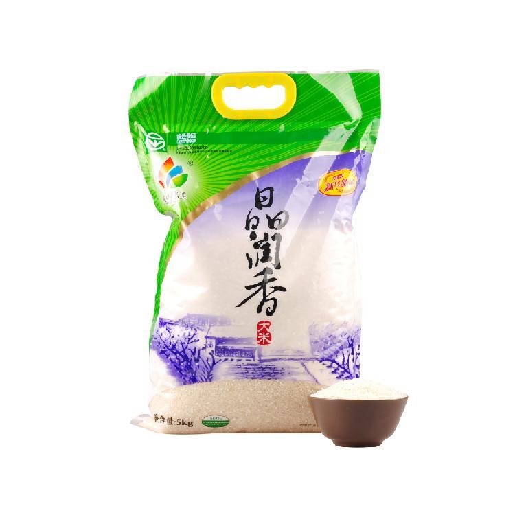 光明米业 自然之子 晶润香米 5kg/袋