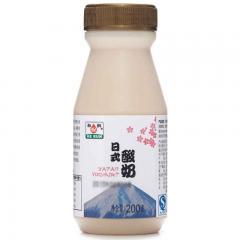和润日式酸奶200g