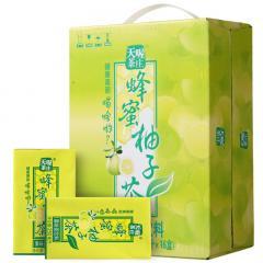 天喔茶庄 蜂蜜柚子茶 250ml*16盒/箱 整箱