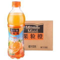 美汁源 果粒橙 450ml*24瓶