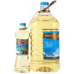 海狮 葵花籽油 5L+700ml