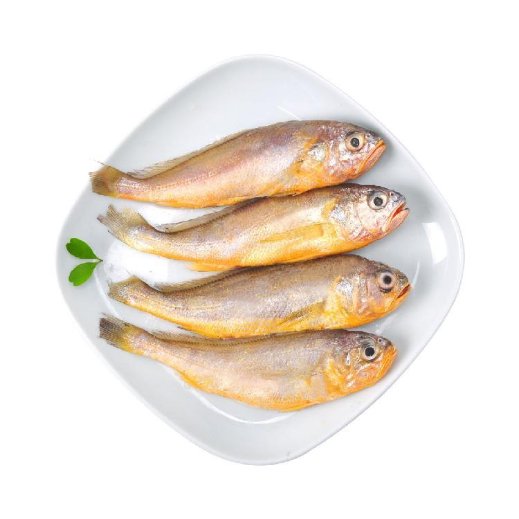 爱之鱼 东海小黄鱼(12条装)450g