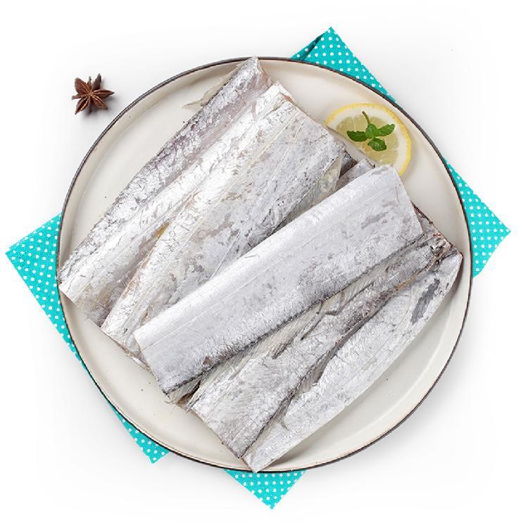 爱之鱼 东海野生带鱼段 500g*2