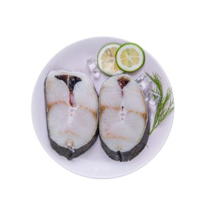 鲜动生活 阿拉斯加进口 黑鳕鱼1kg/袋 深海野生捕捞原条切片海鲜水产