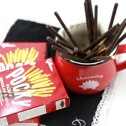 格力高百奇/Pocky泰国进口巧克力口味饼干香浓