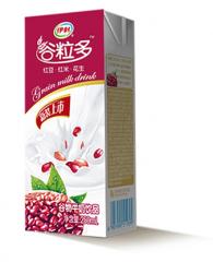 伊利 谷粒多红谷谷物牛奶 250ml